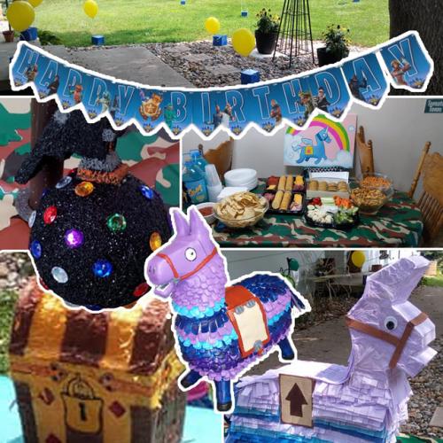 stepapp drobne prace w okolicy - 11 pomysłów na urodziny fornite