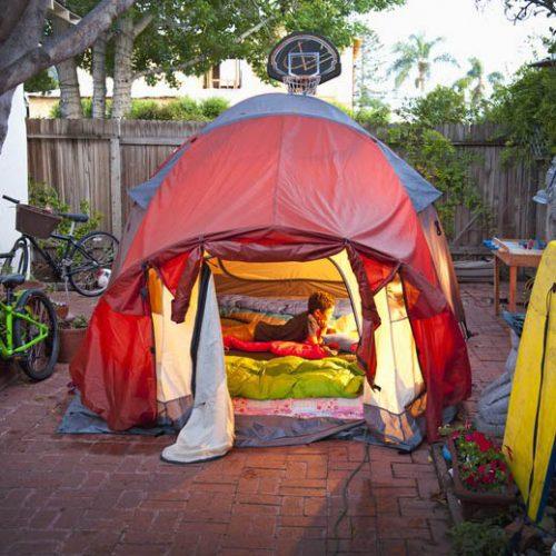 stepapp drobne prace w okolicy - 11 pomysłów na urodziny namiot